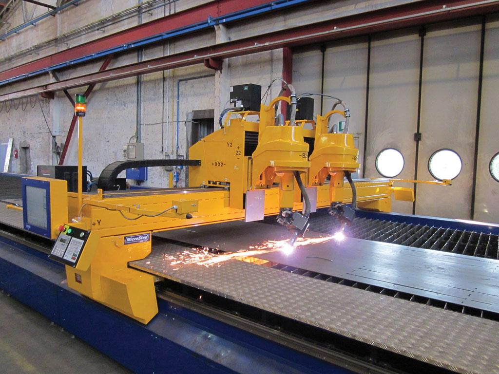 Bevel Cutting Technology